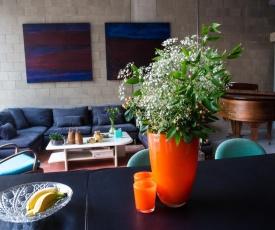Beautiful Design Loft in Ghent